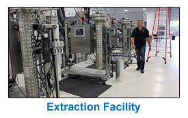 Cannabis Extraction Facility in Portland OR