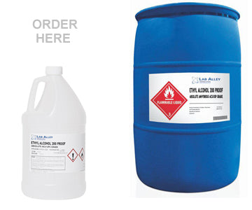 Buy Ethanol For High Quality Botanical Extraction And Processing Operations And Facilities In The USA