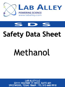 SDS de metanol