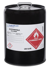 Buy A 5 Gallon Metal Pail Of ACS Reagent Grade (99.5%) Acetonitrile