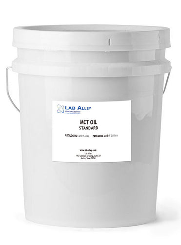 MCT Oil, 5 Gallons