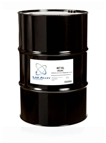Organic Coconut MCT Oil, 55 Gallon Drum