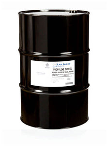 Propylene Glycol, ACS/USP/NF Grade, Kosher, 55 Gallon Drum $1,500.00