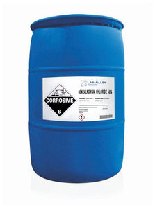 Benzalkonium Chloride | 50% Concentration | 55 Gallons
