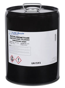 Methylene Chloride | 5 Gallons | Bulk Price | Dichloromethane | Technical Grade | Laboratory Grade