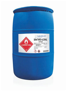 Denatured Ethanol 190 Proof, 55 Gallon Drum, Poly