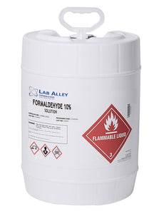 Formaldehyde 10% Solution 500ml 5 Gallons