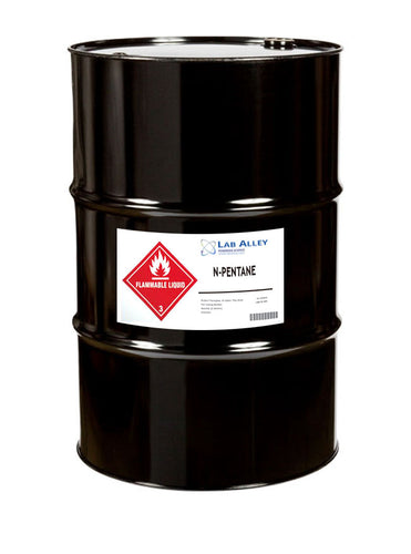 n-Pentane, 55 Gallon Drum