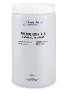 Phenol Crystals, Lab Grade