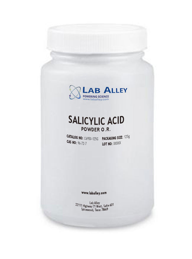 Salicylic Acid Powder O.R., 125g