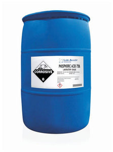 Phosphoric Acid 75% Lab, 55 Gallons