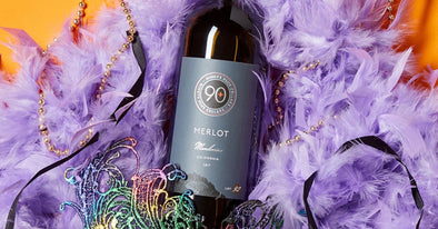 Mardi Gras Food and Wine Pairings