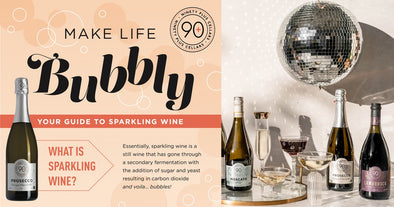 Make Life Bubbly Guide to Sparkling Wine