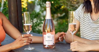Beyond the Glass: 5 Things to Know About NEW Prosecco DOC Rosé