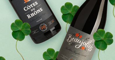 St Patrick's Day Food and Wine Pairings