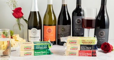 Wine and Cheese Pairings with Cabot Cheese