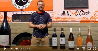 Wine Truck Sessions: Our Favorite Summer Food & Wine Pairings