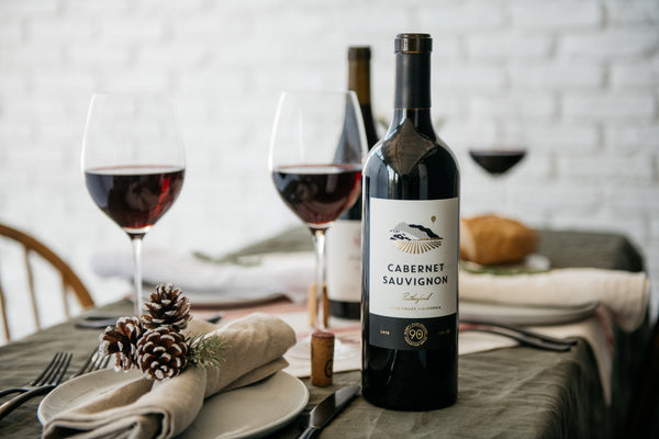 Presidents Day Wine Pairings - Cabernet Sauvignon