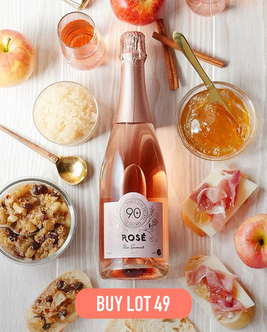 PURCHASE LOT 49 SPARKLING ROSÉ