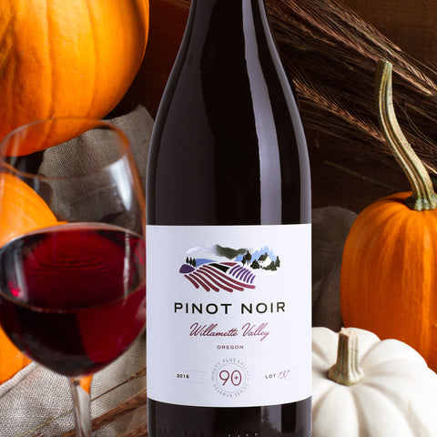 Pinot Noir pairs with Halloween Costume Decisions