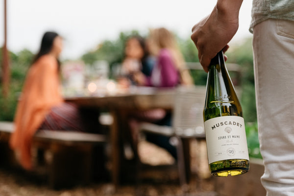 Muscadet pairs with Memorial Day