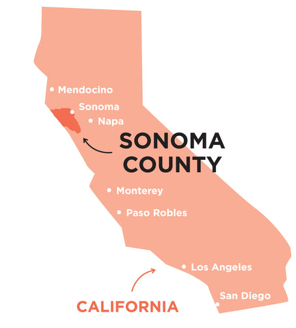 Sonoma County California