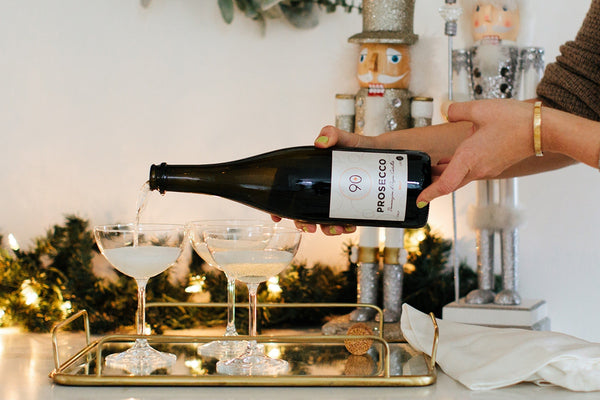 Gift the Host of the party with a bottle of Prosecco!