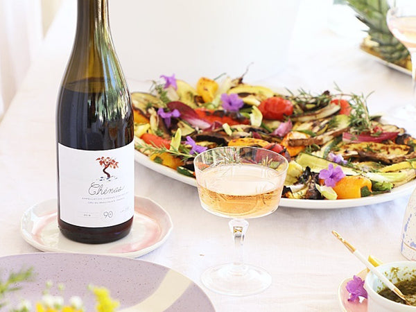 chenas wine pairings for labor day weekend and grilling season
