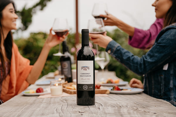 Cabernet Sauvignon pairs with Memorial Day Weekend