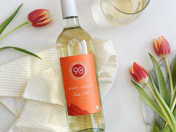pinot grigio pairs with deviled eggs for easter