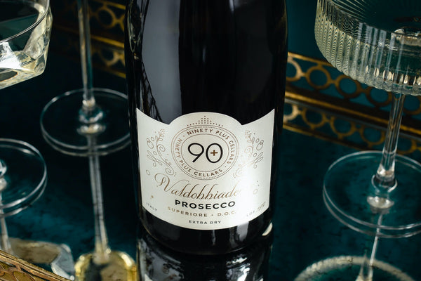 Make Life Bubbly with NEW 90+ Cellars Lot 189 Prosecco Superiore!