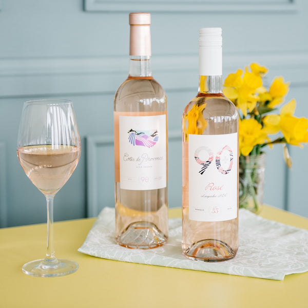 Rosé wines for memorial day weekend