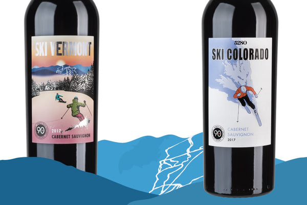 ski vermont and co wines