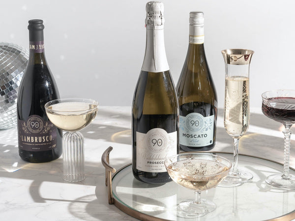 Sparkling wines for the holidays!