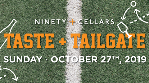 taste and tailgate event