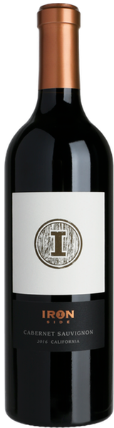 Iron Side Cellars Cabernet Sauvignon, California, 2016