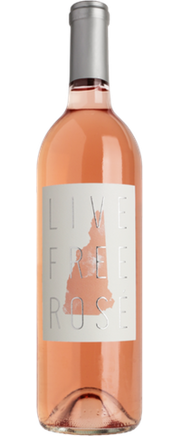 Live Free Ros 233 A Ros 233 Wine Celebrating New Hampshire