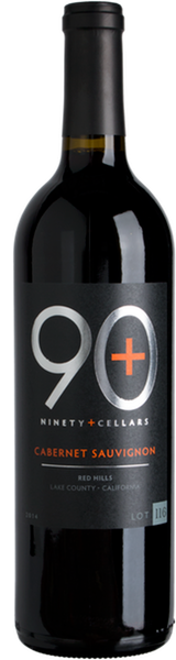 Lot 116 Cabernet Sauvignon, Red Hills, Lake County, California 2016