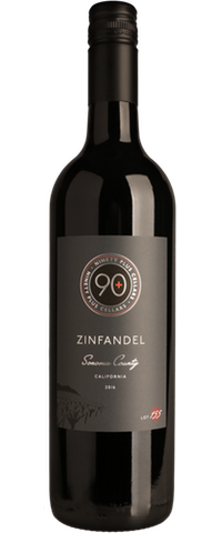 Lot 155 Zinfandel, Sonoma County, CA 2016