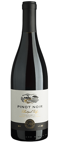 Lot 164 Pinot Noir, Sebastopol Ridge, Russian River Valley, California 2017