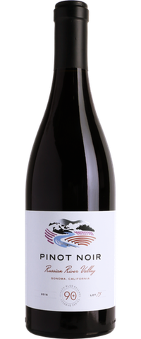 Lot 75 Pinot Noir, Russian River Valley, CA, 2016