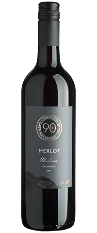 Lot 92 Merlot, Mendocino, California, 2017