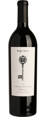 Magic Door Cabernet Sauvignon, Oakville, Napa Valley, CA 2015