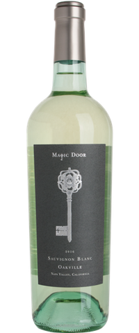 Magic Door Sauvignon Blanc, Oakville, Napa Valley, CA 2016