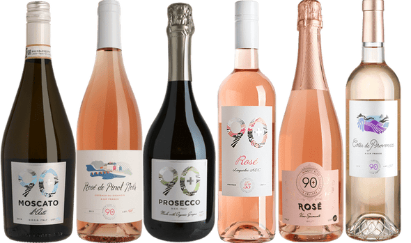 Mother's Day Rosé & Bubbly 6-Pack