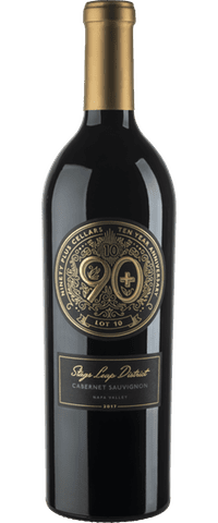 Lot 10 Cabernet Sauvignon, Stags Leap District, Napa Valley, California 2017