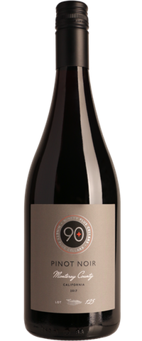 Lot 125 Pinot Noir, Monterey County, CA 2017