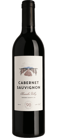 Lot 148 Cabernet Sauvignon, Alexander Valley, Sonoma, CA 2018 - Wines - 90+ - 90+ Cellars