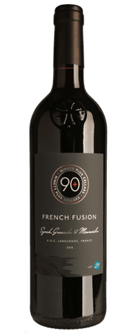 Lot 21 French Fusion Red, Languedoc, France, 2019 - Wines - 90+ - 90+ Cellars