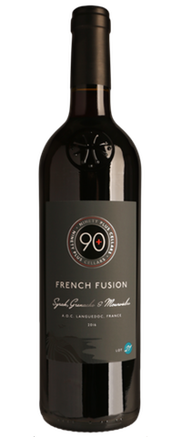 Lot 21 French Fusion Red, Languedoc, France, 2016